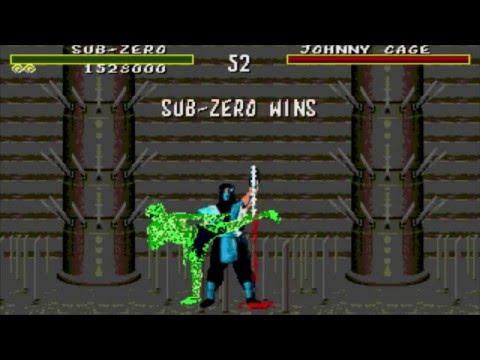 Mortal Kombat 1 Glitch Collection