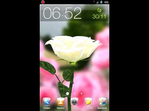 Живые обои и живые фото на iPhone 6s / Live photo and wallpapers on iPhone 6s