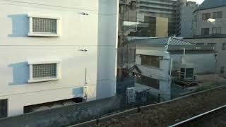 JR西日本223系快速姫路行き 尼崎→神戸
