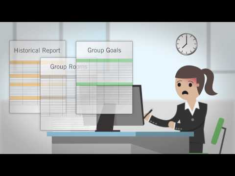Sally the Sales Manager Animation