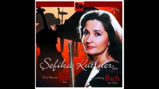 Sefika Kutluer plays Bach in Jazz