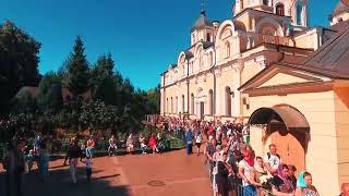 Нательная икона Матроны Московской обзор. Купить Иконку святой Матроны на шею.