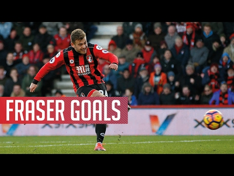 Ryan Fraser: The goals so far