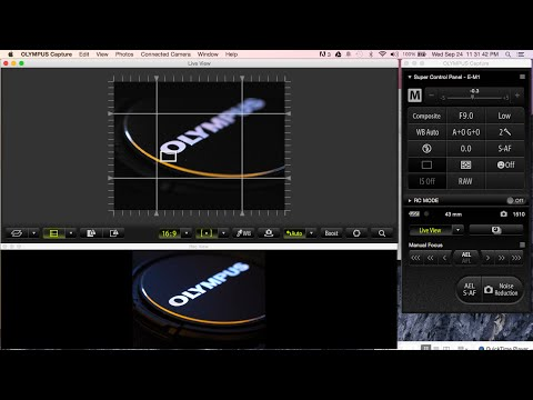 OLYMPUS CAPTURE SOFTWARE - DOWNLOAD-INSTALL-DEMO