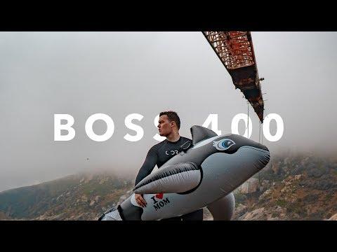 Insane Shipwreck - The Boss 400