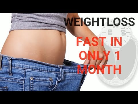 How to lose weight fast at home? | The Mighty Street Weight loss