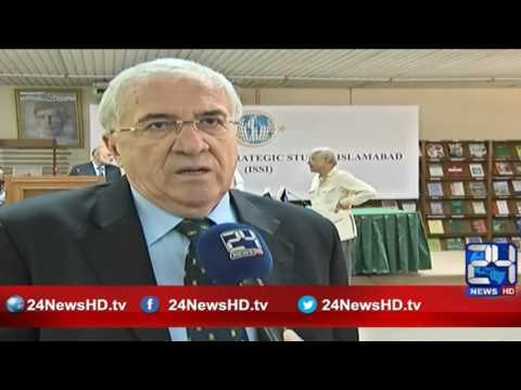 24 Report : Romania interested in better relations with Pakistan