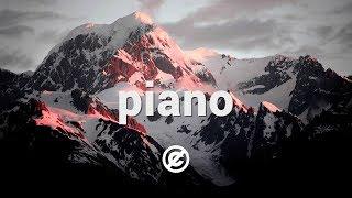Calm Piano Music (No Copyright) ⛰️