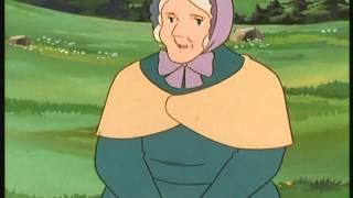 HEIDI 47-bonjour grand-mère