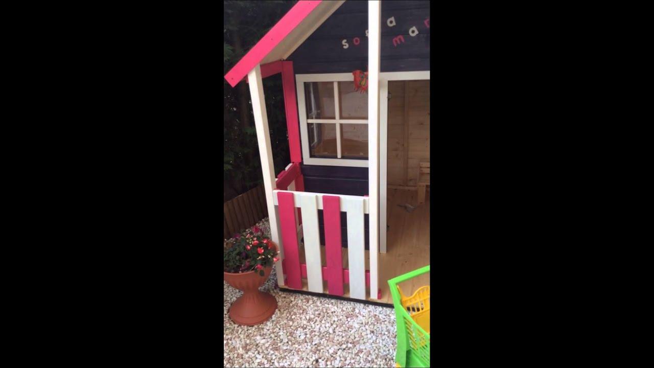 Casetta in legno per bambini youtube for Casetta per bambini ikea