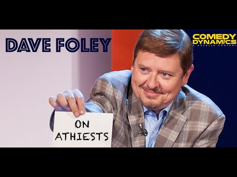 Dave Foley - Atheists (Stand up Comedy)