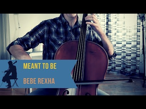 Bebe Rexha (feat. Florida Georgia Line) - Meant to Be for cello (COVER)