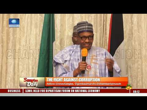 PDP, APC Debate Effectiveness Of 'Slow-Paced' Corruption Fight Pt.1 |Sunrise Daily|