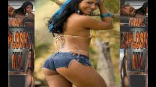 DANCEHALL REGGAE MIX Bad Gyal Try Dis Ft  General Degree , Mavado , Lady Saw , Red Rat - 2014