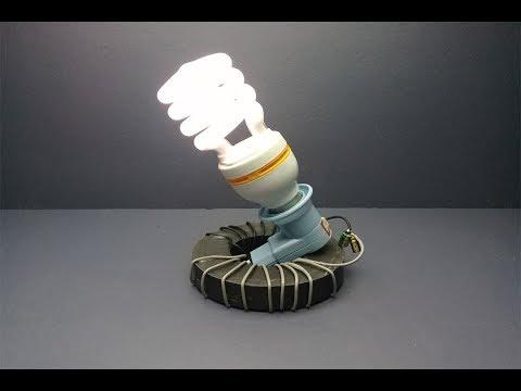 Free Energy Light