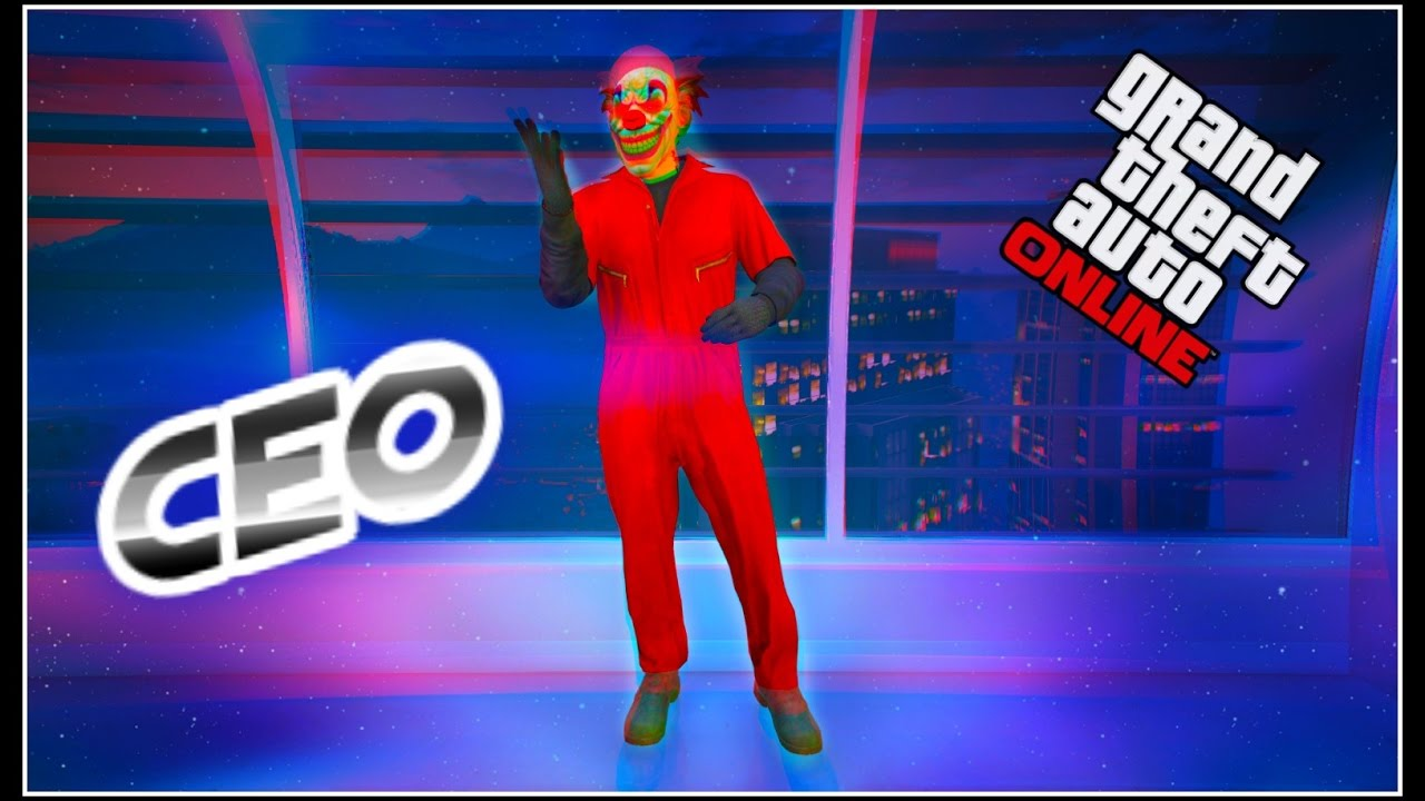 gta online how to become ceo