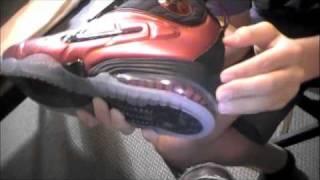 Stickie213 - Nike Penny Hardaway Cranberry Half Cents
