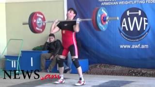 2016 Armenia Weightlifting Championship