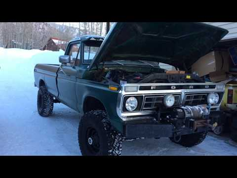 How I Mounted a Ford Body on a Dodge Frame
