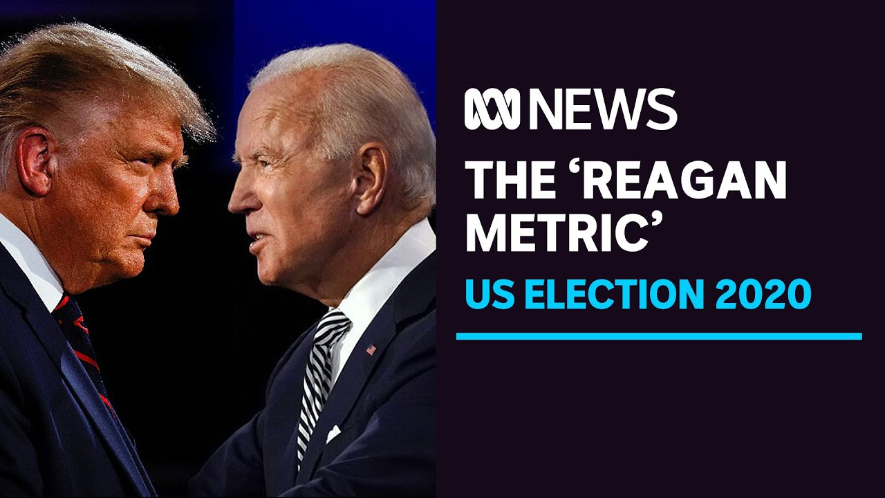 US polls show Joe Biden taking the White House from Trump, but there's more to the story | ABC