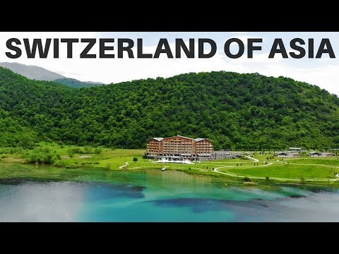 AZERBAIJAN: Switzerland of Asia 🇦🇿