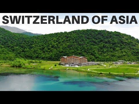 AZERBAIJAN: Switzerland of Asia 🇦🇿