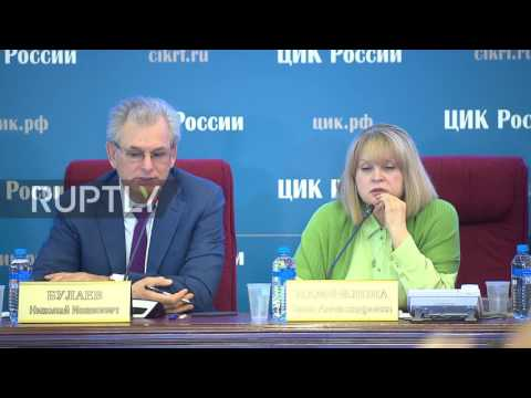 Russia: Exit polls put United Russia at 44 percent in parliamentary elections