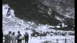 Vajont 50 anni dopo: immagini inedite per non dimenticare