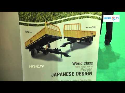 Agri Solution JCBL - Agriculture & Horticulture Exhibition - AgriHorti Tech India 2016