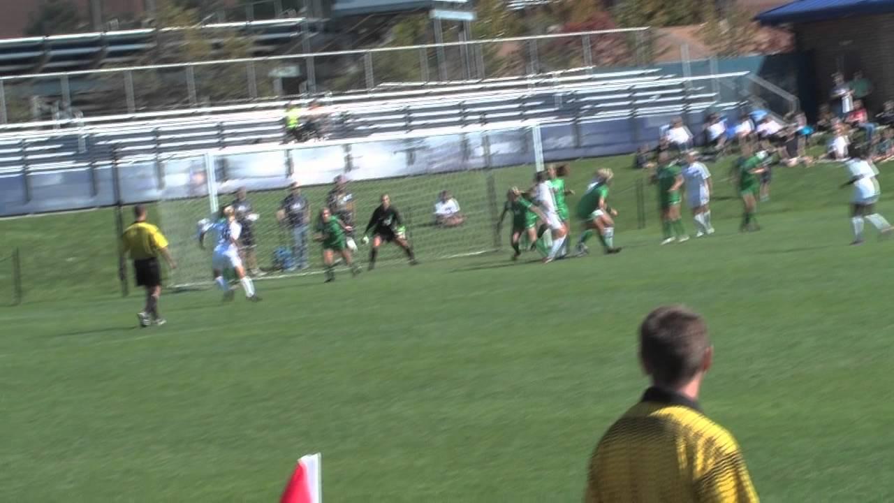 Akron Women's Soccer vs. Marshall: September 16, 2012 ...