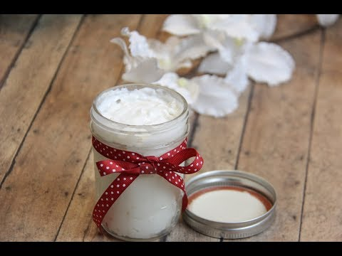 Magnesium Body Butter |  |  Lavender Magnesium Body Butter For A Restful Sleep | DIY All  Natural