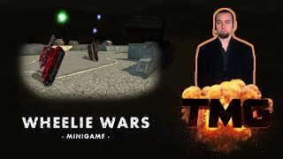 Wheelie Wars | Tanki Mini Games