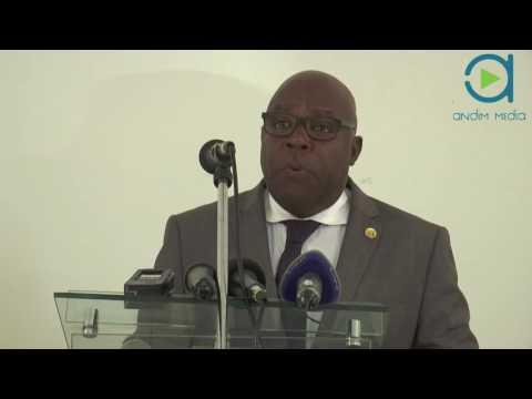 ANDIM TV: Cerimónia de Empossamento do novo Reitor da Universidade de São Tomé e Príncipe na íntegra