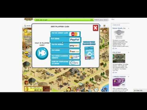 Free My Empire PlayFish Cash (Facebook Game) - Part 1 How To Guide