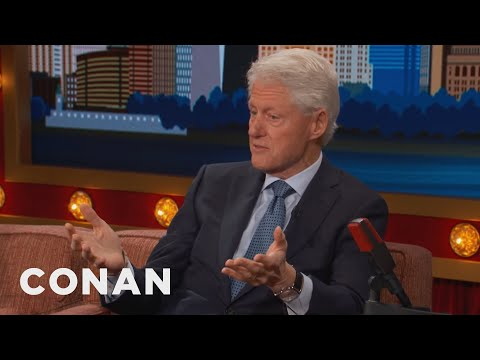 President Bill Clinton On Dictators, Democracy, & Why We Need Immigrants More Than Ever