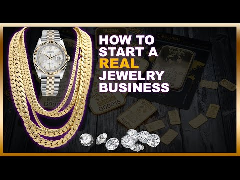 How To Start A Jewelry Business (Real Gold And Diamonds) - The Ultimate Guide (Ben Baller, Icebox)