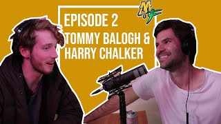 Tommy Balogh & Harry Chalker on being creatives during a pandemic | Episode 2