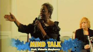 Mind Talk with Professor Victoria Mayberry