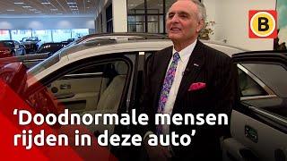 Topjaar voor Rolls Royce, duurste auto 790.000