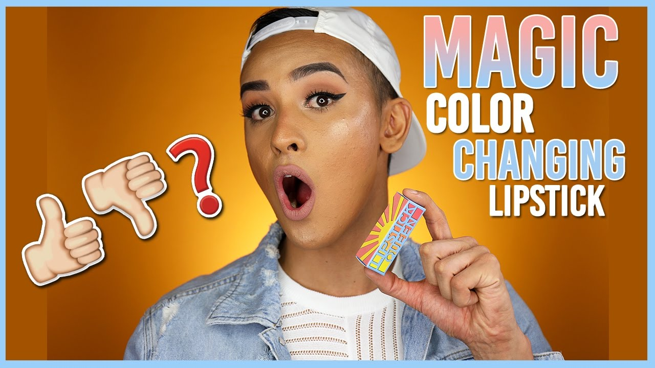 Women Makeup Jelly Lip Balm Magic Color Changing Lipstick Lips Tint Long Lasting Gel Smacker