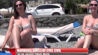 MARMARİS SAHİLLERİ CIVIL CIVIL