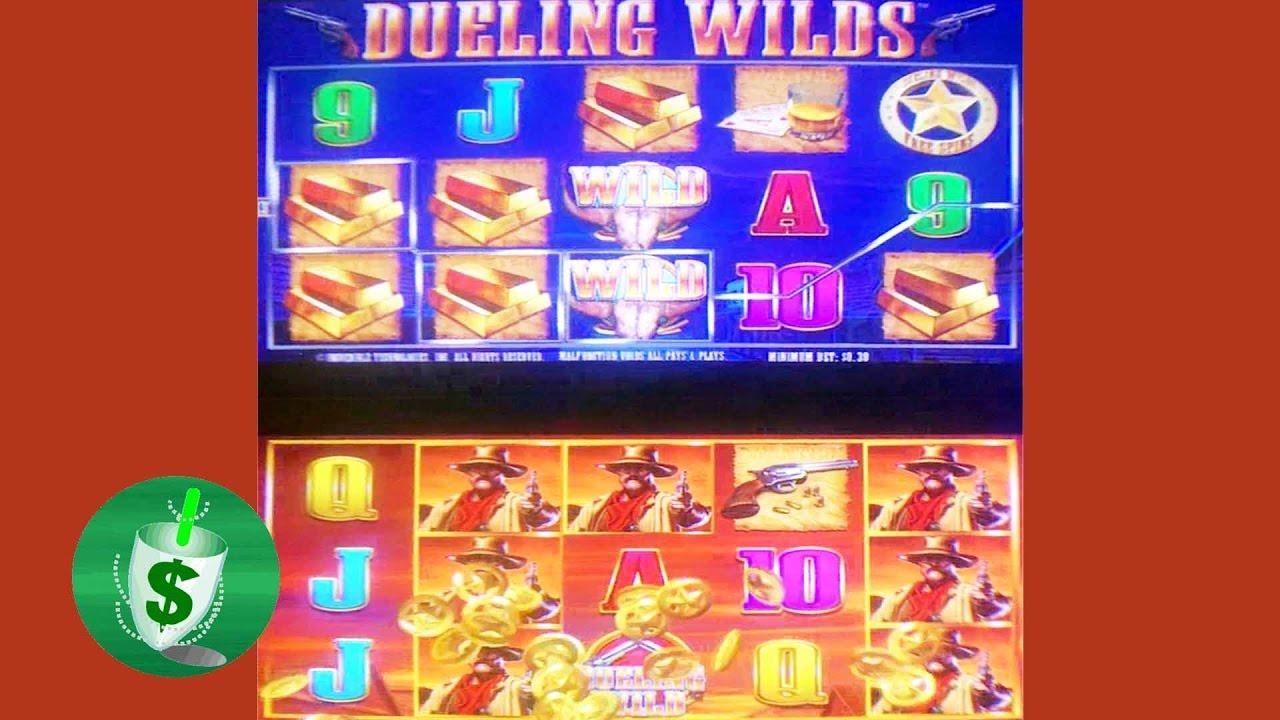 Dueling Wilds Slot Machine