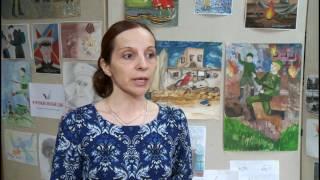 Война глазами детей: выставка «Уроки Победы» открылась в Вологде