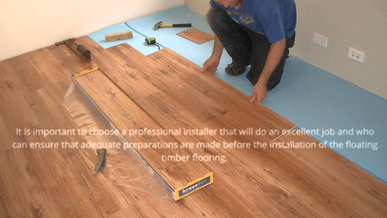 Floating Timber Floors Floor Installations In Brisbane You