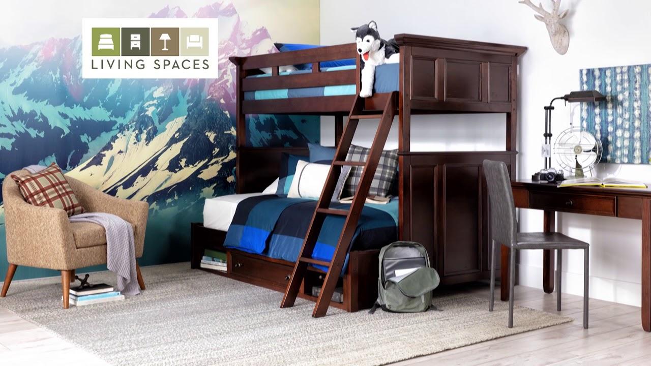 Kids Teens Living Spaces Youtube