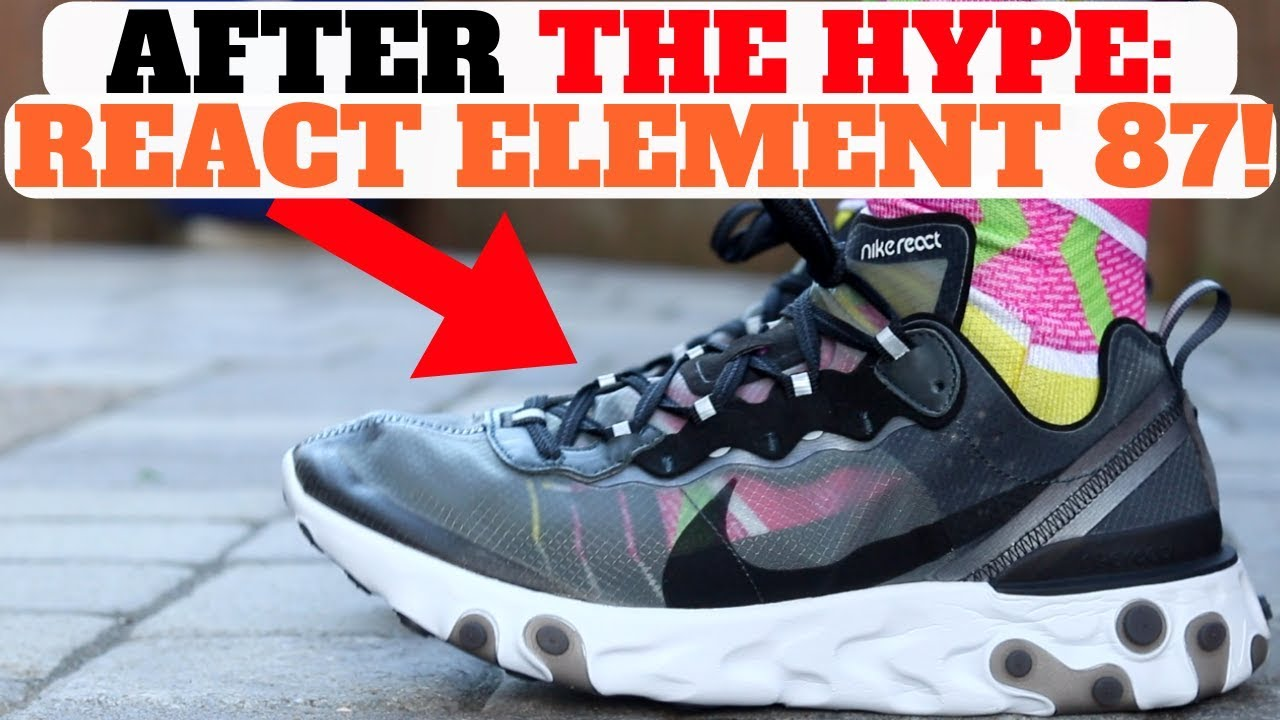 7f392d635ef4 AFTER THE HYPE  React Element 87! (4 MONTHS LATER PROS   CONS ...