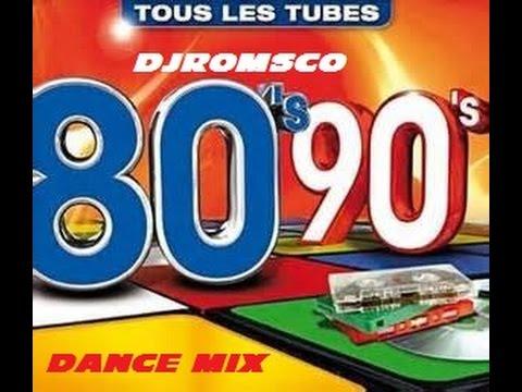 Dance 80's Dance 90's  DJRomsco.