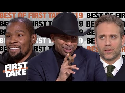 The Best of First Take 2019 | Part 2