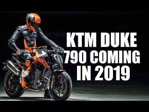 KTM Duke  coming  in