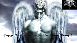 Eminem & Tupac - When I'm Gone (Remix)